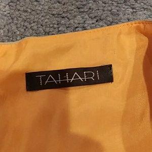Tahari Dresses - Tahari tan dress
